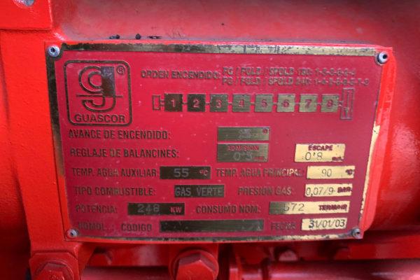 guascor motore industriale