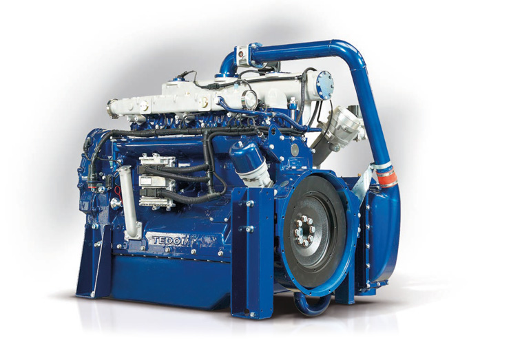 tedom engine
